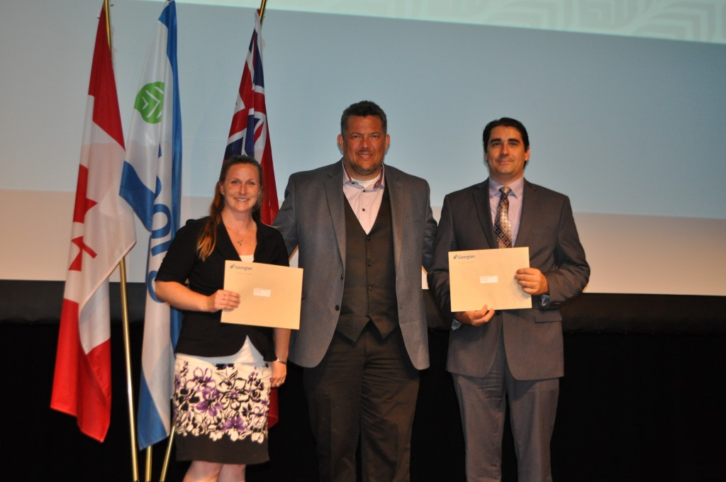 50361/Simcoe County Law Association - Graduate Award/Kelly Ann Robson & Robert Rodgers