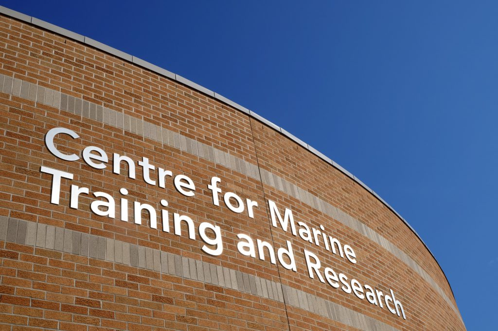 Centre for Marine Training and Research Building