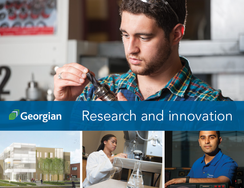 Research Innovation Collage