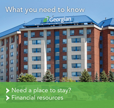 Residence and financial aid resources