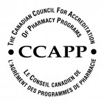 Canadian Council for Accreditation of Pharmacy Programs logo