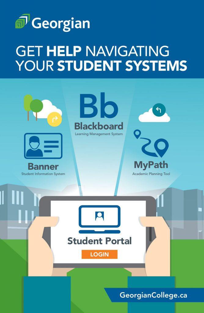 Get Help Navigating your Student Systems